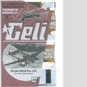 Focke Wulf Fw 189 Art.Nr. 34028